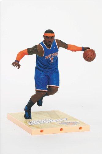 McFarlane Toys NBA Series 23 Carmelo Anthony Action Figure Carmelo Anthony Nba