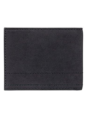 Black Noir Iii Stitchy Quiksilver Portefeuille Wallet fqHOHx1