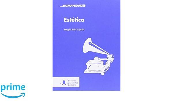 Estética (Difunde): Amazon.es: Magda Polo Pujadas: Libros