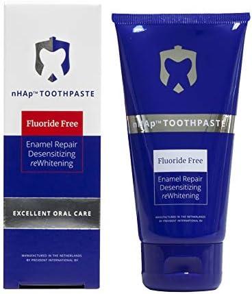 PREVDENT fluoridfreie Re-Whitening und Repair Zahnpasta