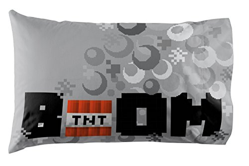 Jay Franco Mojang Minecraft 4 Piece Bedding