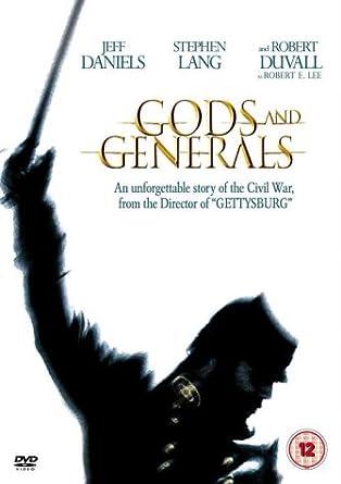 Gods and Generals [Reino Unido] [DVD]