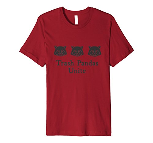 Trash Pandas Funny Raccoon Face T-shirt