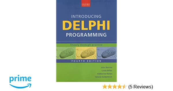 Introducing Delphi Programming Theory Through Practice Ebook