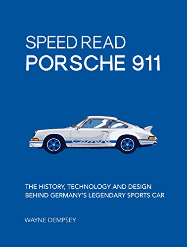 Porsche Carreras Cabrio - Speed Read Porsche 911: The History, Technology and Design Behind Germany's Legendary Sports Car