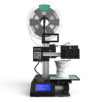 Impresora 3D SUPER HELPER SH105 105*105*155mm: Amazon.es ...