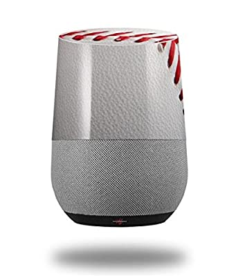 Baseball - Decal Style Skin Wrap fits Google Home Original (GOOGLE HOME NOT INCLUDED) from Matrix Productions, Inc.