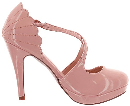 da donna Candy Pink Ballerine Day Dancing Tawxn6