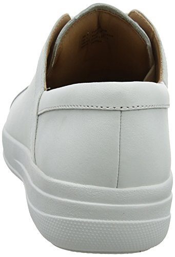II para Mujer Lace Leather Fitflop Urban Sneakers Blanco Zapatillas 194 White Sporty F Up Eqwxpx8Zz