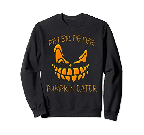 Peter Peter Pumpkin Eater Couples Halloween Costume