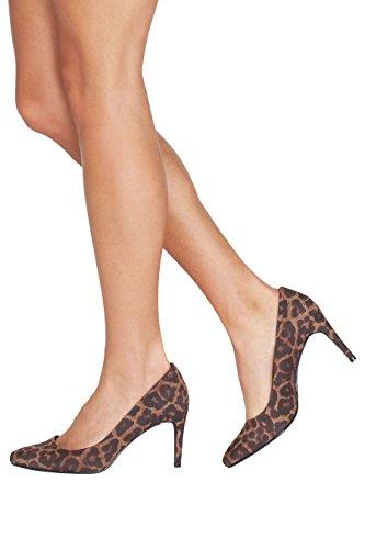 next Mujer Zapatos de salón puntera ovalada Corte Regular Estampado De Animal