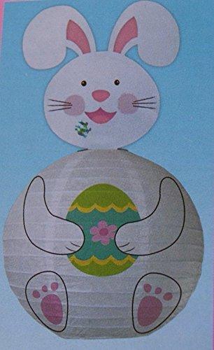Easter Bunny Paper Lantern - 10'' x 18'' ()
