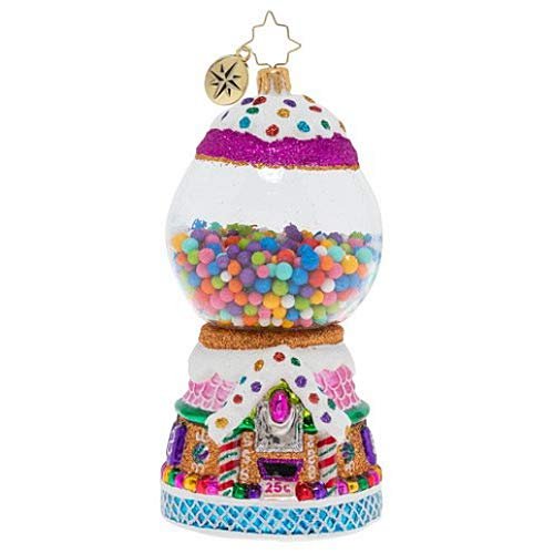 Christopher Radko Gumball Goodies Christmas Ornament, Multicolor