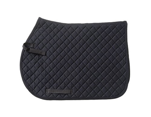 JT International Quilted Square English Saddle Pad ()