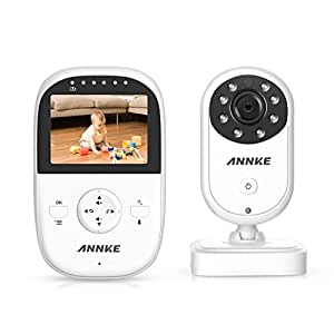 Amazon Com Annke Premium Wireless Compact Video Baby