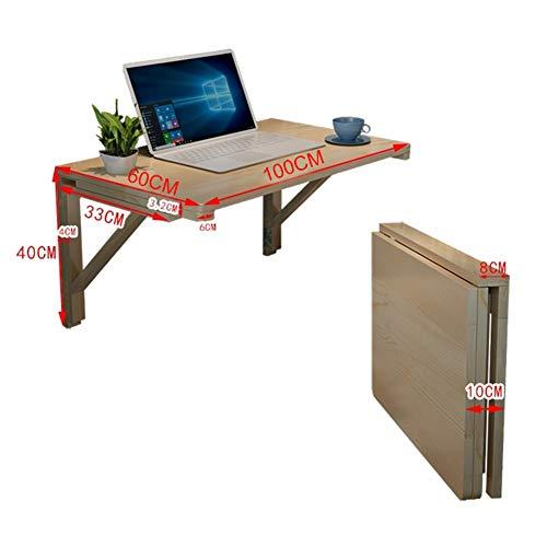 Väggfällbart bord massivt trä matbord väggbord fällbord datorbord väggfällbart bord – inrikesministerium– spara plats fällbar väggbord barnmöbler