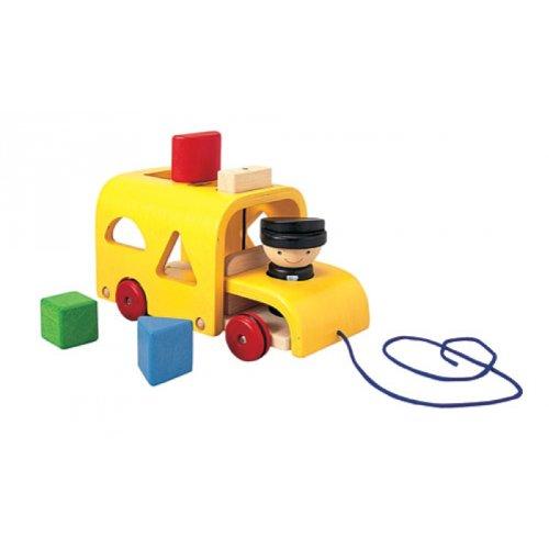 Plan Toy Sorting Bus