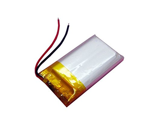 FidgetFidget 3.7V 350 mAh Li-polymer Rechargeable Battery 502530 for PDA bluetooth mp3 mp4