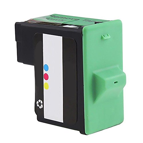 10n0026 Cartridge (G&G Remanufactured Ink Cartridge Replacement for Lexmark 26/27 10N0026, Color)