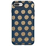 OtterBox SYMMETRY SERIES Case for iPhone 8 Plus & iPhone 7 Plus (ONLY) - Retail Packaging - FIREFLY (BLAZER BLUE/FIREFLY GRAPHIC)
