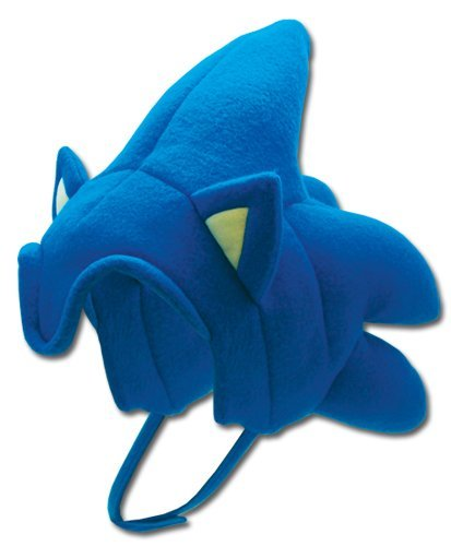 GE Animation GE-2380 Sonic the Hedgehog - Sonic Hair Cosplay Hat -