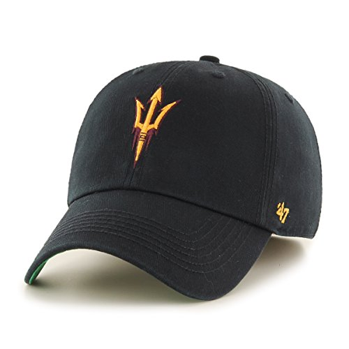 '47 NCAA Arizona State Sun Devils Franchise Fitted Hat, Black, Medium (Arizona State Sun Devils compare prices)