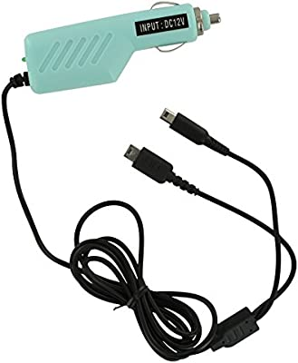 ZedLabz - Adaptador de cargador de coche para Nintendo DS ...