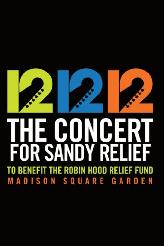 12-12-12 The Concert for Sandy Relief ()