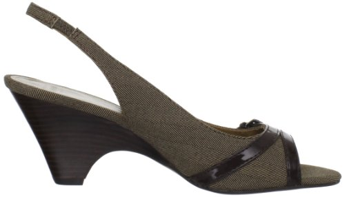 Circa Joan & David Womens Nylee Pump Brown Multi 2qiypT