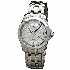 Omega Seamaster swiss-quartz male Watch 2511.31 (Certified Pre-owned)