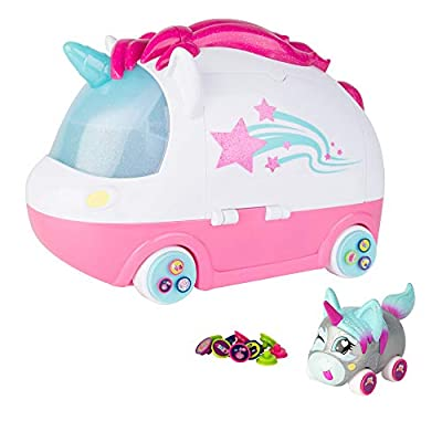 Ritzy Rollerz Toy Cars with Surprise Charms, Dance n Dazzle Spa Playset with Tori Tada: Toys & Games