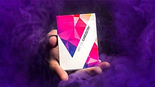 MTS Art of Cardistry Playing Cards Red Edition
