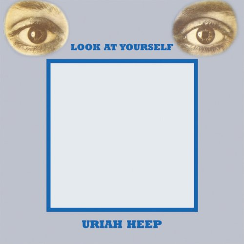 Uriah Heep - Look At Yourself [Remastered Edition] (1971/2017) [WEB FLAC] Download