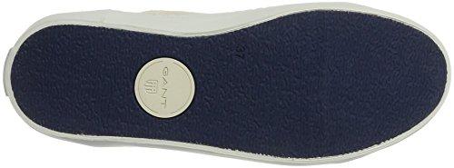 Gant Alice - Zapatillas de casa Mujer Mehrfarbig (bright wht./multi)