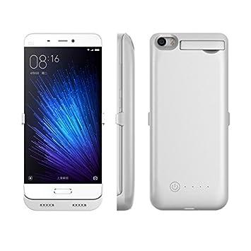 Moonmini Funda Batería Xiaomi Mi 5, reg; Para Xiaomi Mi 5 ...