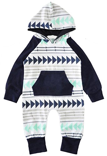 One Piece Outfit (Younger star Newborn Baby Boy Girl Hoodie Romper Outfits Xmas Gift One-Piece Jumpsuit Pants (12-18 Months, Multicoloured))