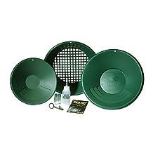 Garrett Metal Detectors Gold Pan Kit