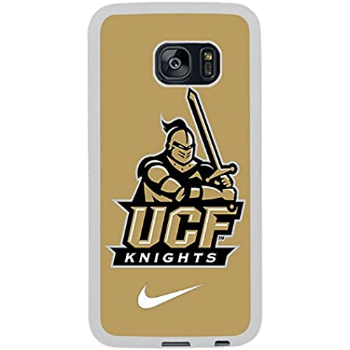 Ucf Knights 01 White Shell Phone Case Fit For Samsung Galaxy S7 Edge,Beautiful Cover Sales