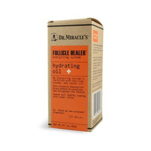 Dr. Miracles Follicle Healer Hydrating Oil 2oz (Set of 3)