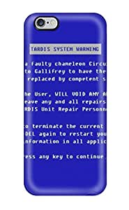 Cases Covers For Iphone 6plus Strong Protect Cases - Tardis Blue Screen Doctor Who 1011293 Design