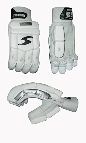 SS Cricket Dragon Premium Batting Gloves' Men's 2018 Edition (Right Handed) by SS