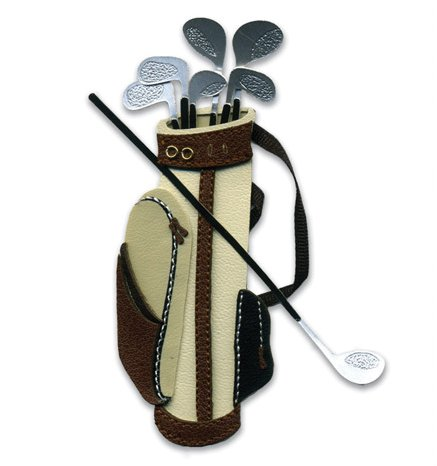 Jolees Boutique Golf - Jolee's By You Stickers-Golf