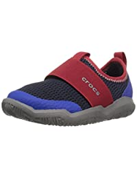 Crocs Kids Swiftwater Easy-On Shoe