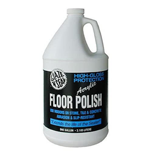 Cheap Glaze \'N Seal 423 Clear Acrylic Floor Polish, Plastic Bottle, 128 fl. oz. ysRlVrsA