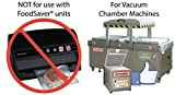 Vacuum Chamber Pouches - 3 Mil