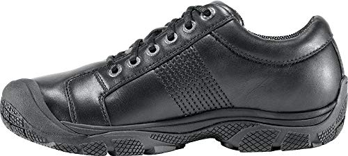 KEEN Utility Men's PTC Oxford Low Non Slip Kitchen Work Shoe