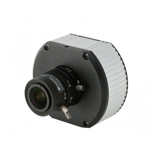 Price comparison product image ARECONT VISION AV3116DNv1 / WDR 3 Megapixel, 21 fps, H.264/MJPEG Day/Night Camera, 2048x1536, motorized IR cut filter, COMPACT, 12VDC/24VAC/PoE, Binning by Arecont Vision