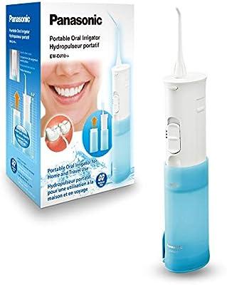 Panasonic EW-DJ10-A503 Irrigador Dental Portátil y Retractil con ...