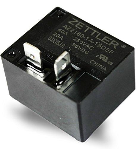 American Zettler AZ2160-1A,15DEF - 30A Miniature Power Relay ()