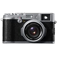 Fujifilm X100S 16 MP Digital Camera with 2.8-Inch LCD (Silver) (International Model) No Warranty